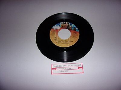 Stephanie Mills: Never Knew Love Like This Before / Still Mine / 45 Rpm / 1980