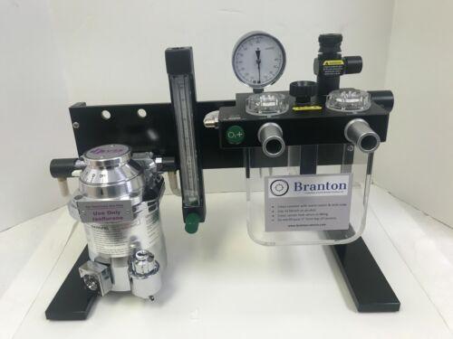 Anesthesia Machine & Isoflurane TEC 3 Vaporizer - Veterinary  *** Table Top ***