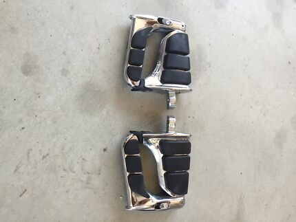 Harley Davidson footpegs /highway pegs St Marys Mitcham Area Preview