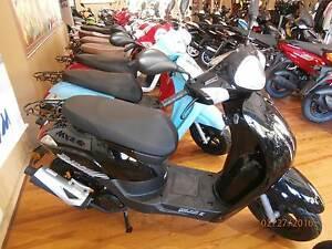 New VMoto MilanII 50cc Scooter Free Service, Lock, Helmet, Gloves Subiaco Subiaco Area Preview
