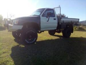 92 Toyota Hilux 4x4 8 month's rego