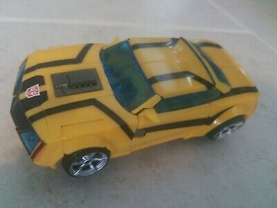 TRANSFORMERS PRIME FIRST EDITION TRU EXCLUSIVE DELUXE CLASSIC BUMBLEBEE FIGURE!