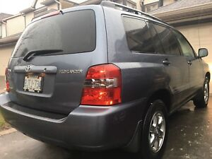 2006 Toyota Highlander LOW KMS