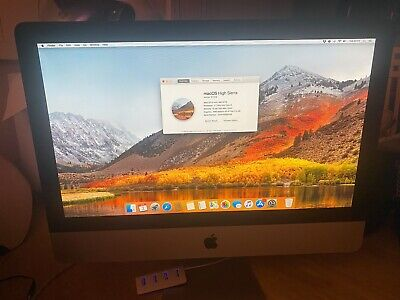 mid 2011Apple  iMac 21.5 1TB  32gb RAM A1311 2.7Ghz  i5 In original box