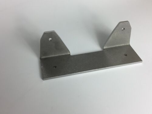 "Belt Grinder Flat Platten Mounting Bracket for 2x72"" knife making grinder"