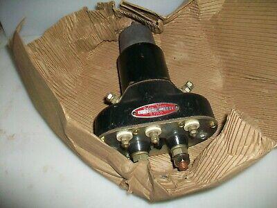 Vintage Large Delco Remy 12 Volt Starter Solenoid 1996474