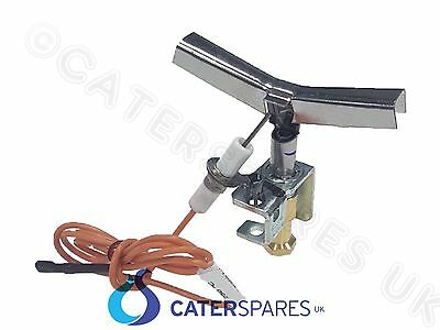 Henny Penny Gas Fryer Pilot Assembly Long Wing With Spark Electrode Nat Lpg
