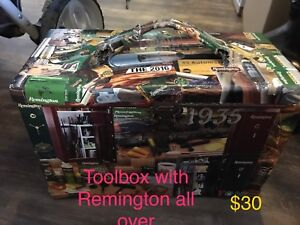 Men's toolbox and case