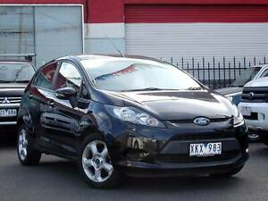 2009 Ford Fiesta LX Auto Hatch *** LOW KMS *** $8,750 DRIVE AWAY Footscray Maribyrnong Area Preview
