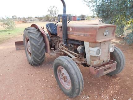 Tractor. Massey Ferguson Adelaide CBD Adelaide City Preview
