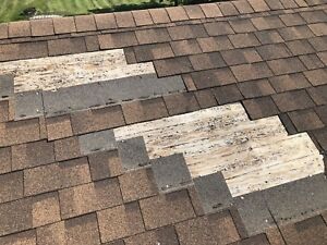 Roofing labour's