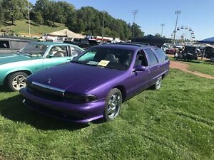 1995 Buick Roadmaster wagon custom