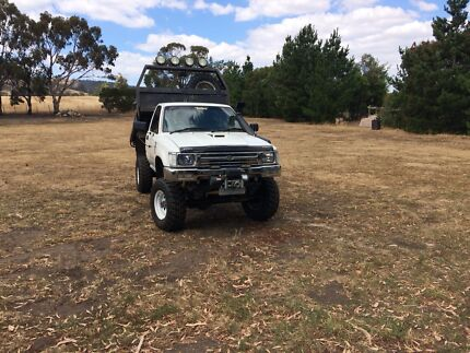 1994 Toyota Hilux Sorell Sorell Area Preview