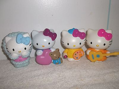 Hello Kitty Cake Topper Or Toy Figures