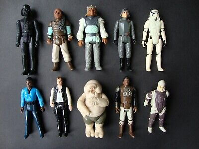 Vintage Star Wars Figures Lot!
