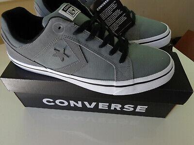 Converse All Star El Distrito OX Casual Skate Sneakers 161338C Mens Size 9 NEW