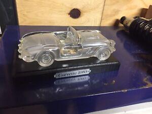 1959 Chev Corvette crystal car