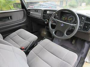 1986 Saab 900 Sedan North Lakes Pine Rivers Area Preview
