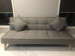 Magnificent Fabric Sofabed Boxed Brand New Afterpay Now Available Uwap Interior Chair Design Uwaporg