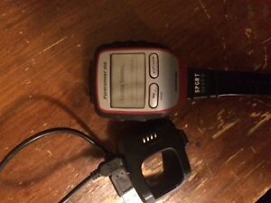 Garmin 305 gps watch