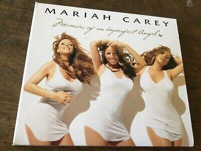 MARIAH CAREY - MEMOIRS OF AN IMPERFECT ANGEL - 21 TRACK EDITION CD ALBUM