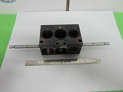 Microscope Part Leica Reichert Polyvar Insert Dic Filter Optics Binf2-18