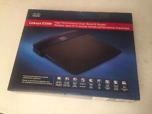 Cisco High Performance Wireless Router