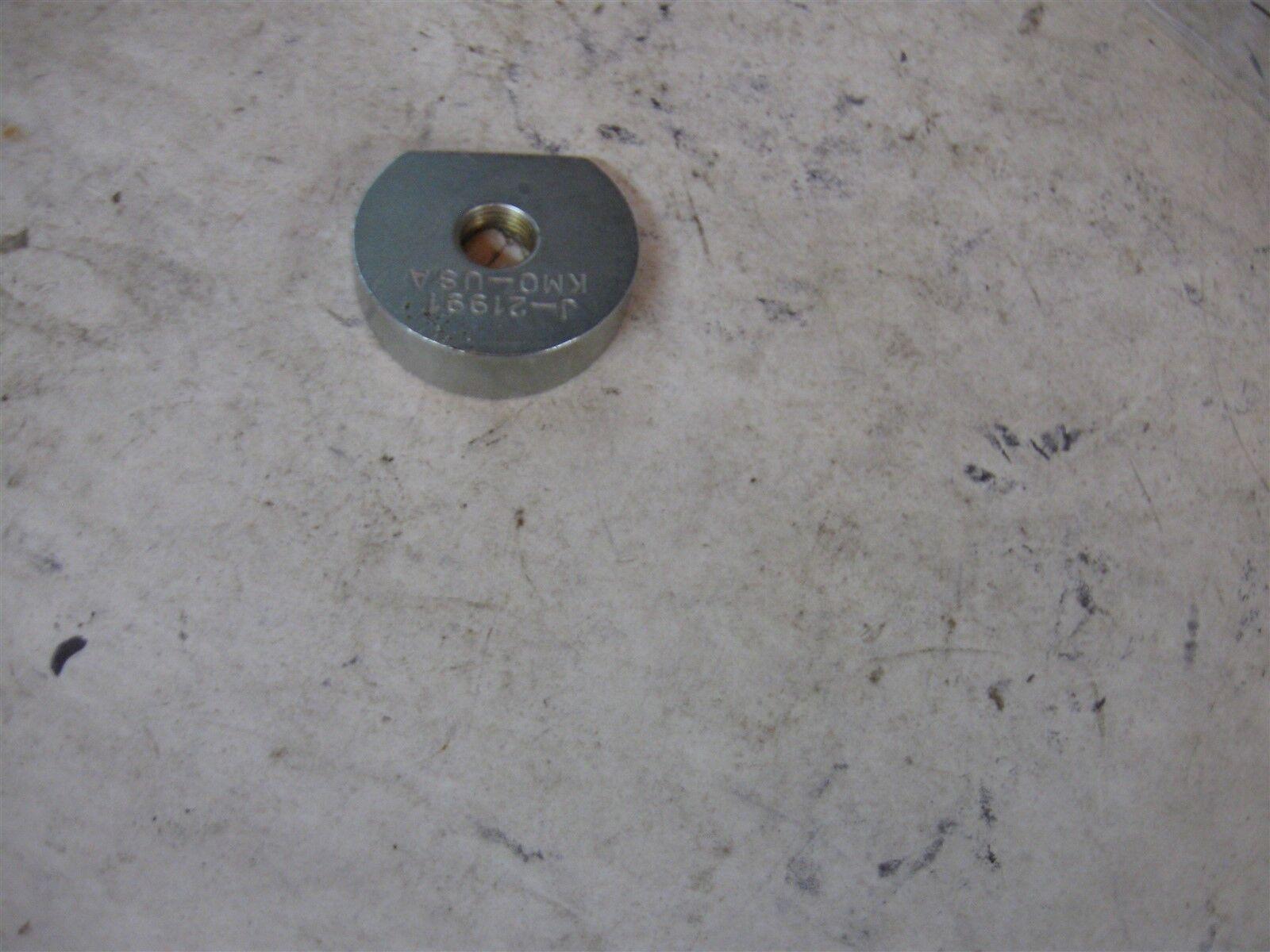 KENT MOORE J-21991 CARRIER BUSHING REMOVER REPAIR CORVETTE CHEVELLE CHEVY NICE