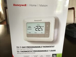 Thermostat programmable Honeywell