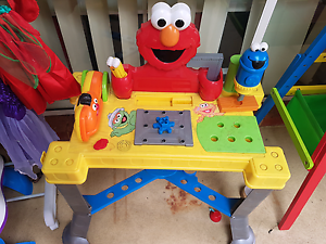Toy toolbench workshop elmo Clarkson Wanneroo Area Preview