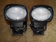 2X SPEAKER 24V H/DUTY FLOOD LIGHTS Broke Singleton Area Preview