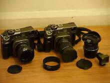 MAMIYA 7 and Mamiya 6 equipment Available + RZ67, RB67, M645 C330 Brighton-le-sands Rockdale Area Preview