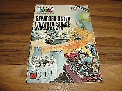 TERRA NOVA 166 REPORTER UNTER FREMDER SONNE THOMAS R P MIELKE 1971