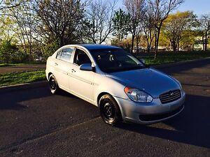 Hyundai Accent 2007 Aucune réparation!