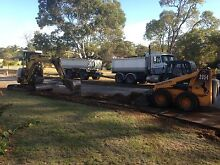 Bobcat Hire Excavator Hire Truck Hire and Services WE DO IT ALL!! West Perth Perth City Preview