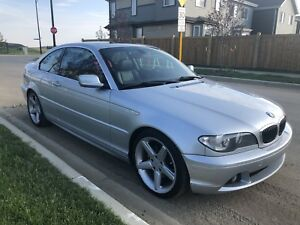 2005 BMW 325Ci coupe Mpackage