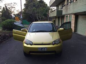 1999 Honda HRV (4x4) SUV Hornsby Hornsby Area Preview