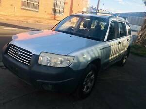 Subaru Forester Wrecking,  2006 SG Forester Parts and panel for sell West Footscray Maribyrnong Area Preview