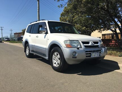 Mitsubishi Pajero  Invermay Launceston Area Preview