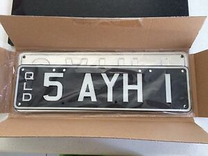 SAY HI Personalised Number Plates Redbank Plains Ipswich City Preview