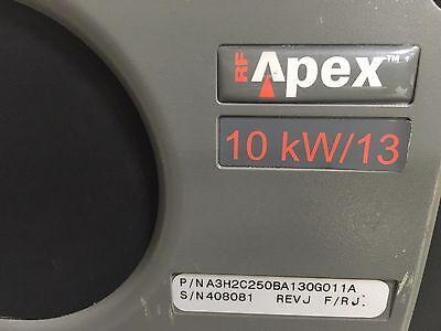 Ae Apex-10013 10kw13 Rf Generator A3h2c250ba130g011a