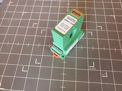 Cr Magnetics Dc Current Transducer Cr5211-150 0-150adc