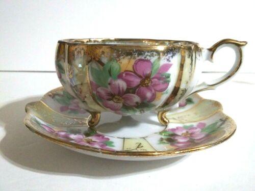Napco Made In Japan Coffee Cup Vintage Lusterware