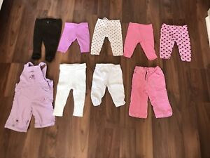 3/6 month baby girl clothing.$1 each