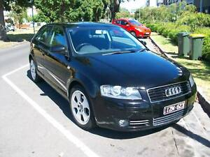 AUDI A3   TDI 2.0  R4 DIESEL 3 DR 2004  with full Audi Service History