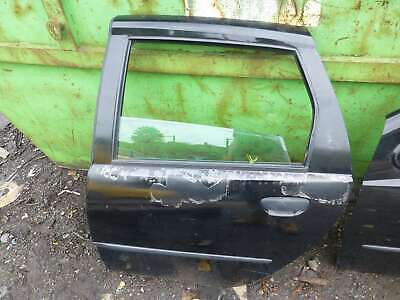 PSSC Pre Cut Sun Strip Car Window Films for Fiat Punto 3 Door Hatch 1999 to 2016 05/% Very Dark Limo Tint
