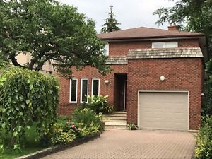 Midtown Toronto House for Rent ( Lawrence and Avenue Rd )