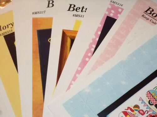 Bobbie G. Designs Counted Cross Stitch Patterns YOU CHOOSE! Variety, RV, Bath