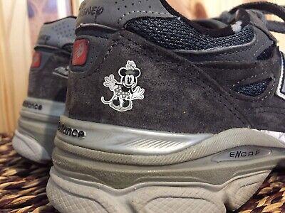 New Balance Minnie Mouse 990 shoes W990DIS3 gray size 6.5 Disney Run 2015