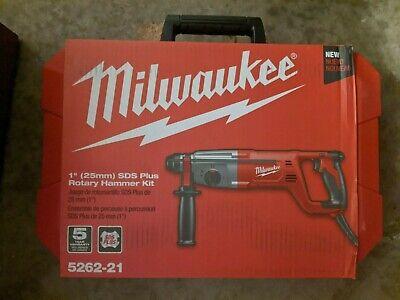 Milwaukee 5262-21 1 Sds Plus Rotary Hammer Kit